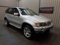 2003 BMW X5 4.4 SPORT 5d AUTO 282 BHP £2995.00