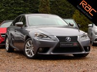 USED 2013 13 LEXUS IS 2.5 300H LUXURY 4d AUTO 220 BHP