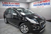USED 2015 65 PEUGEOT 3008 1.6 HDI ACTIVE 5d 115 BHP Bluetooth, cruise control, park sensors, 1 Owner, 17in alloys
