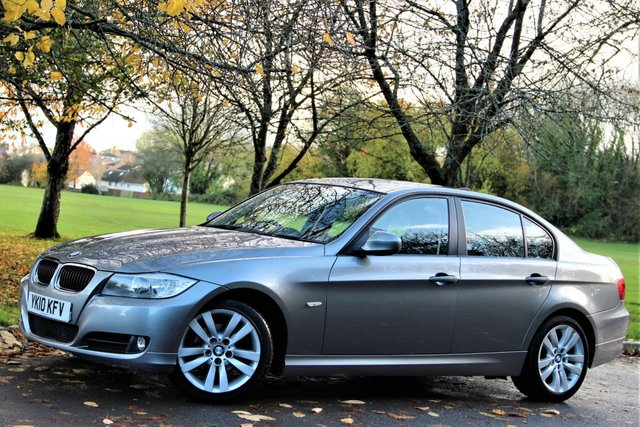 2010 10 BMW 3 SERIES 2.0 318D SE BUSINESS EDITION 4d 141 BHP