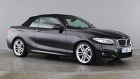 2016 BMW 2 SERIES 2.0 220I M SPORT 2d 181 BHP £SOLD