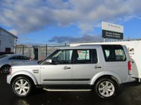 USED 2011 11 LAND ROVER DISCOVERY 4 3.0 SD V6 XS 4X4 5dr 1 OWNER+FULL MOT+LEATHER