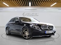 USED 2014 64 MERCEDES-BENZ E-CLASS 2.1 E220 CDI AMG SPORT 4d AUTO 168 BHP Well-Maintained by Previous Owner With Full Main Dealer Mercedes Service History - 0% DEPOSIT FINANCE AVAILABLE