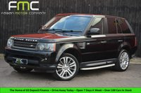USED 2011 LAND ROVER RANGE ROVER SPORT 3.0 TDV6 HSE 5d AUTO 245 BHP Full Service History