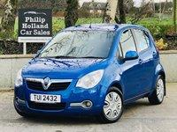 2011 VAUXHALL AGILA 1.2 S 5d 93 BHP £2995.00