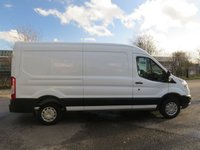 2015 FORD TRANSIT 310 125PS BASE  L3 H2 FWD LWB MEDIUM ROOF VAN £10295.00