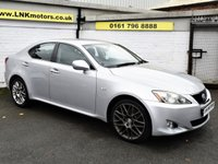 USED 2008 08 LEXUS IS 2.2 220D SE 4d 175 BHP * FREE DELIVERY AND WARRANTY *