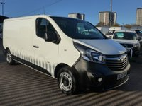 USED 2016 66 VAUXHALL VIVARO 1.6 2900 L2H1 CDTI, 114 BHP, ELECTRIC PACK, LOW MILES
