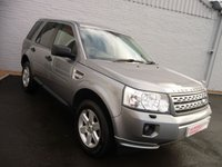 2011 LAND ROVER FREELANDER 2.2 TD4 GS 5d AUTO (150) £9495.00
