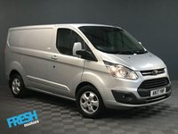 USED 2017 17 FORD TRANSIT CUSTOM 2.0 290 LIMITED * 0% Deposit Finance Available