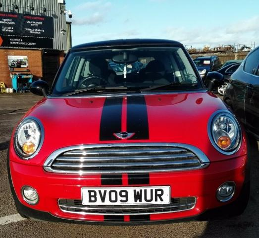 2009 09 MINI HATCH COOPER 1.6 Cooper 3dr