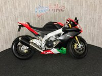 2011 APRILIA RSV4 RSV 4 FACTORY A-PRC SE ABS MOT APRIL 2019 LOW MLS 2011 11 £8490.00