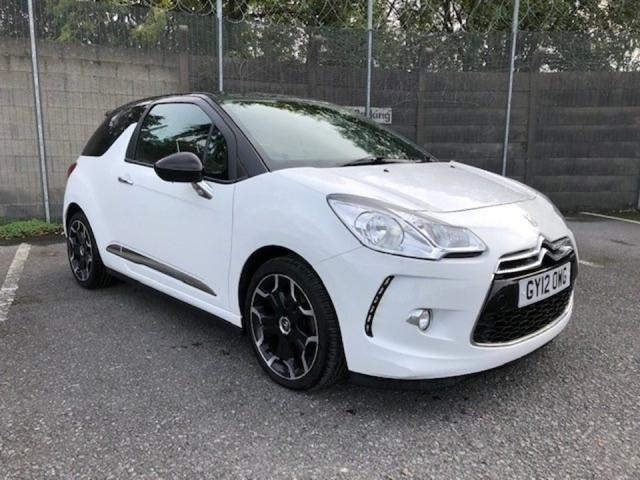 2012 12 CITROEN DS3 1.6 THP DSport 3dr