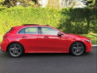 USED 2018 MERCEDES-BENZ A-CLASS 1.3 A200 AMG Line (Premium Plus) 7G-DCT 4dr PANROOF+REV CAM+ELECTRIC SEATS