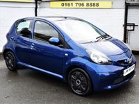 USED 2008 57 TOYOTA AYGO 1.0 BLUE VVT-I 5d 68 BHP * FREE DELIVERY AND WARRANTY *