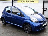 2008 TOYOTA AYGO 1.0 BLUE VVT-I 5d 68 BHP £2150.00
