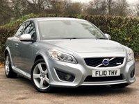 2010 VOLVO C30 1.6 R-DESIGN 3d 100 BHP £5500.00