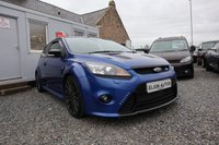 2009 FORD FOCUS RS 2.5 3dr ( 305 bhp ) £19995.00