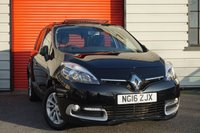 USED 2016 16 RENAULT SCENIC 1.5 LIMITED NAV DCI 5d 110 BHP