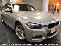 2015 BMW 3 SERIES 320D BLUE PERFORMANCE M SPORT 8 SPEED AUTO £14995.00