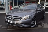 USED 2015 15 MERCEDES-BENZ A CLASS 1.5 A180 CDI BLUEEFFICIENCY SPORT 5d AUTO 109 BHP FINANCE TODAY WITH NO DEPOSIT