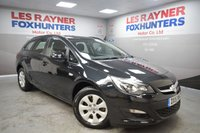 USED 2015 15 VAUXHALL ASTRA 1.6 DESIGN CDTI ECOFLEX S/S 5d 108 BHP FreeTax, 1 Owner, Cruise control, Great MPG, Air Conditioning