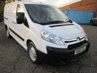 2015 CITROEN DISPATCH 1200 L2 LWB 2.0 HDi 125 ENTERPRISE *AIR CON*  £8995.00