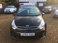 USED 2016 65 KIA RIO 1.2 SR7 3d 83 BHP FULL MAIN DEALER SERVICE HISTORY - FINANCE AVAILABLE