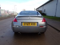 USED 2007 07 NISSAN 350 Z 3.5 GT V6 3d 297 BHP SAT NAV LEATHER FULLY LOADED