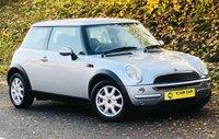 2003 MINI HATCH ONE 1.6 ONE 3d 89 BHP £1695.00