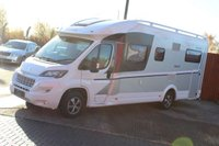 2016 PEUGEOT MOTORHOME CONVERSION