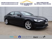 USED 2012 62 AUDI A6 2.0 TDI S LINE 4d 175 BHP Full AUDI History New Cambelt Buy Now, Pay Later!