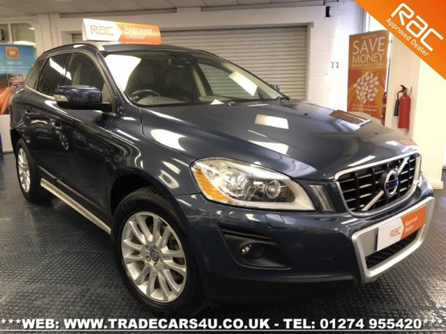 2009 09 VOLVO XC60 2.4 D5 AWD SE LUX DIESEL AUTO GEARTRONIC