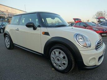 2011 MINI HATCH FIRST 1.6 FIRST 3d 75 BHP £4795.00