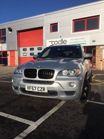 2008 BMW X5 3.0 D M SPORT 5d AUTO 232 BHP £10650.00