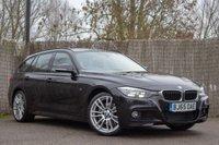 2015 BMW 3 SERIES 3.0 335D XDRIVE M SPORT TOURING 5d AUTO 308 BHP £22000.00