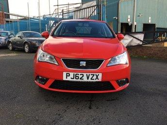 2012 SEAT IBIZA 1.4 SE 5d 85 BHP £4750.00