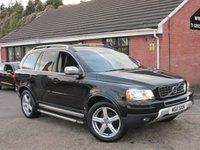 2011 VOLVO XC90 2.4 D5 R-DESIGN AWD 7 SEATS 5dr AUTO £12990.00