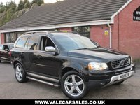 USED 2011 11 VOLVO XC90 2.4 D5 R-DESIGN AWD 7 SEATS 5dr AUTO FULL SERVICE HISTORY + 7 SEATS