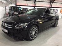 2015 MERCEDES-BENZ C-CLASS 2.1 C220 BLUETEC SE EXECUTIVE 4d AUTO 170 BHP £15799.00