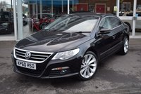 USED 2010 60 VOLKSWAGEN PASSAT 2.0 CC TDI 4d 138 BHP FINANCE TODAY WITH NO DEPOSIT