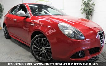View our ALFA ROMEO GIULIETTA