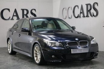 2007 BMW 5 SERIES 3.0 525D M SPORT 4d 195 BHP £5795.00