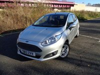 USED 2013 13 FORD FIESTA 1.6 ZETEC 5d AUTO 104 BHP AUTOMATIC!!