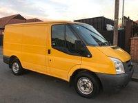 2011 FORD TRANSIT 2.2 300 LR 115 BHP NO VAT RARE TAILGATE 6 SPEED A/C IDEAL CAMPER??? £5450.00