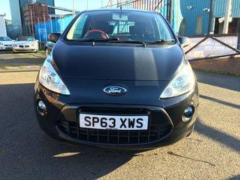 2013 FORD KA 1.2 GRAND PRIX II 3d 69 BHP £4995.00