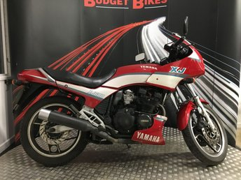 View our YAMAHA XJ6