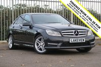 2012 MERCEDES-BENZ C CLASS 2.1 C220 CDI BLUEEFFICIENCY AMG SPORT 4d AUTO 168 BHP
