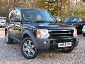 2005 LAND ROVER DISCOVERY 2.7 3 TDV6 HSE 5d AUTO 188 BHP £8000.00