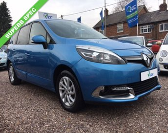 2013 RENAULT GRAND SCENIC 1.5 DYNAMIQUE TOMTOM ENERGY DCI S/S 5d 110 BHP £9795.00